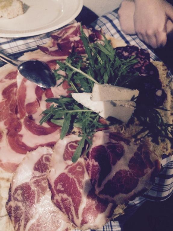 Restaurant Review Su Tzilleri e le Cantine