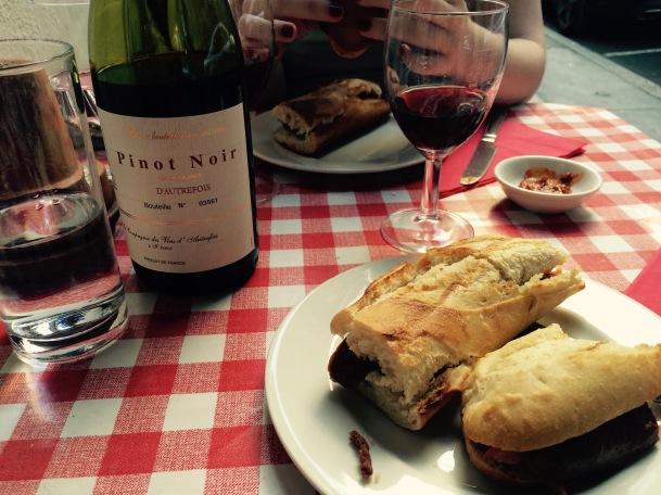 Le Beaujolais London Restaurant Review