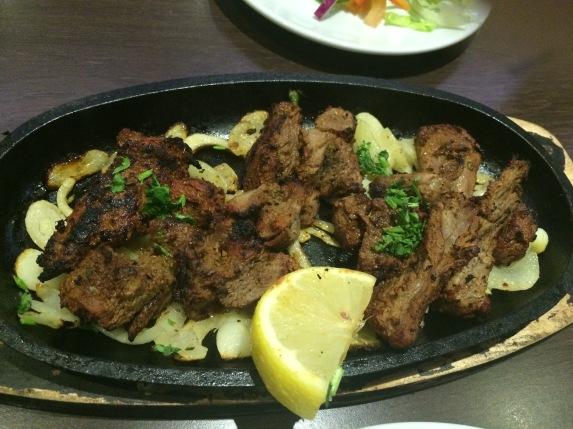 Restaurant Review Kebabish Original Curry Preston
