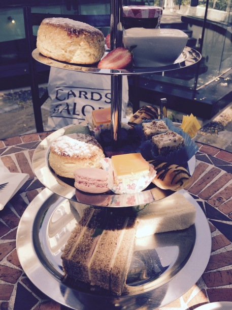 The Colonnade Hotel Afternoon Tea London Review