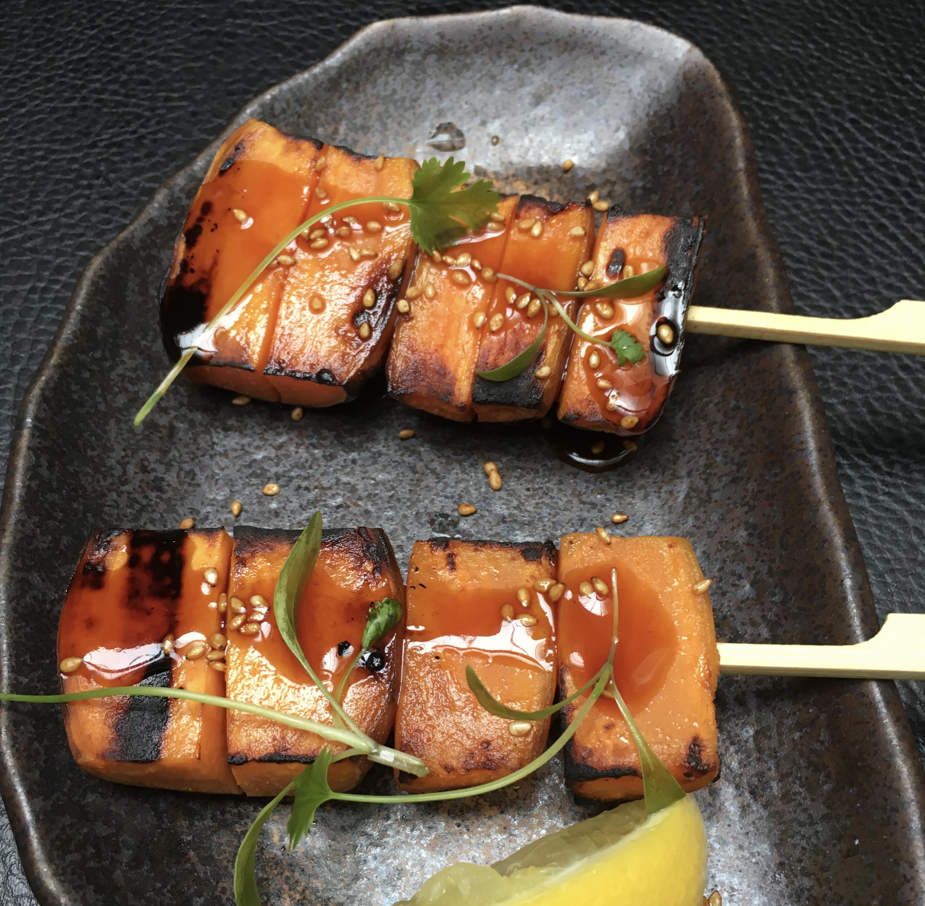 Sticks N Sushi Covent Garden London Restaurant Review