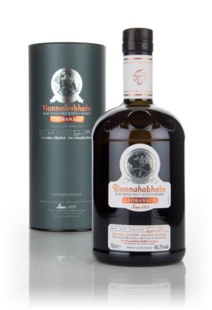 Bunnahabhain Ceòbanach Single Malt Review Islay Whisky Tasting Notes