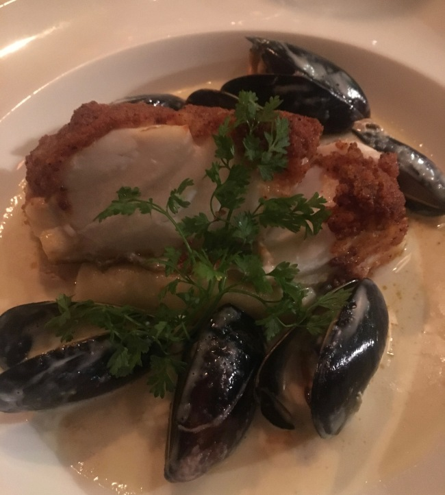 L'Escargot Bleu Review Edinburgh French Restaurant