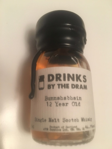Bunnahabhain 12 Year Old Whisky Review
