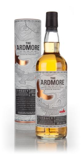 The Ardmore Legacy Highland Malt Whisky Review