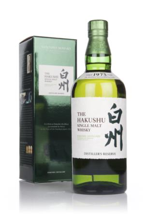 The Hakushu Single Malt Whisky Distiller's Reserve Review