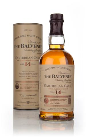 DRINK REVIEW: Balvenie 14 Year Old Caribbean Cask Whisky Tasting Notes