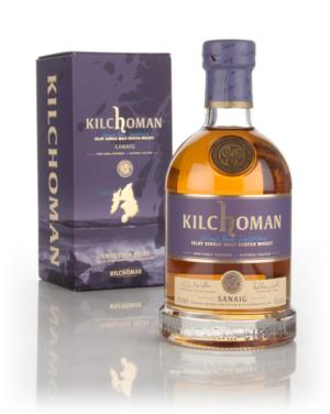 Kilchoman Sanaig Single Malt Whisky Review Islay Tasting Notes
