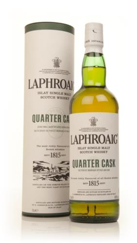 Laphroaig Quarter Cask Review Islay Single Malt Tasting Notes