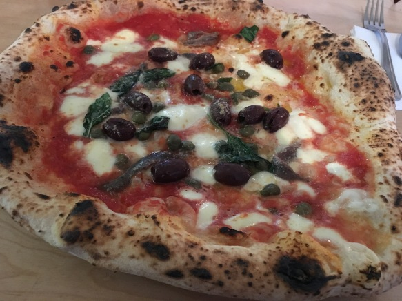 Rudy's Neapolitan Pizza Review Northern Quarter Manchester