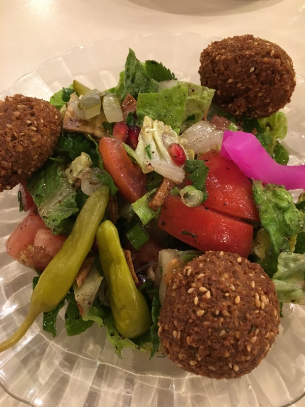 Comptoir Libanais, Spinningfields Manchester Restaurant Review Lebanese Food