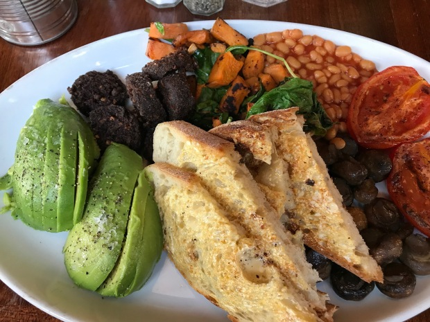 Trof NQ Manchester Restaurant Cafe Review Brunch