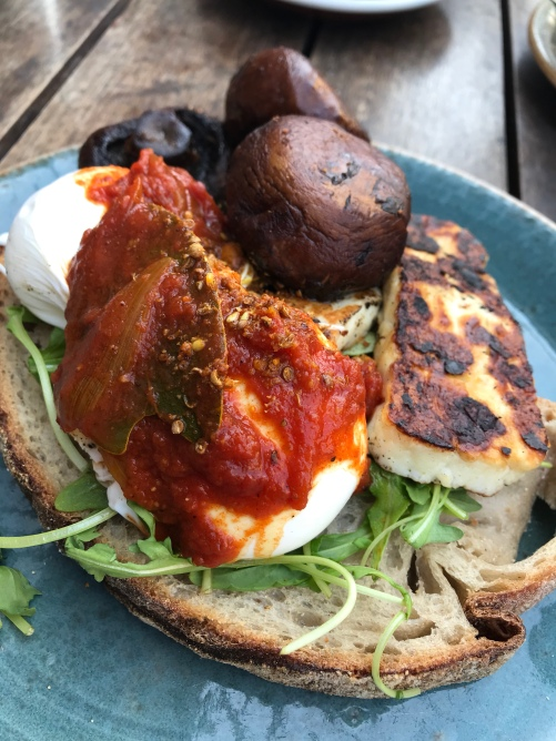 Federal Cafe NQ Manchester Review Breakfast Brunch