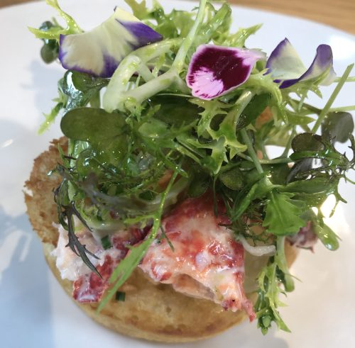 Moor Hall The Barn Ormskirk Lunch Menu Restaurant Review