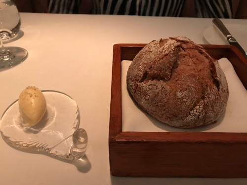 The Angler London Michelin Star Restaurant Review South Place Hotel in Moorgate