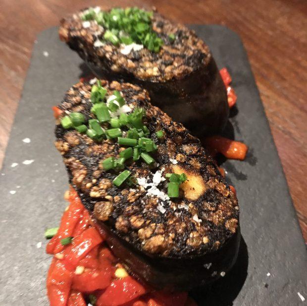 Camino Shoreditch Restaurant Review London Tapas Spanish Theme